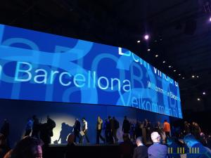 20180130 - Cisco Live Keynote Entrance