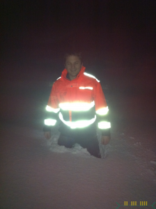 Civil Defence - In the Snow