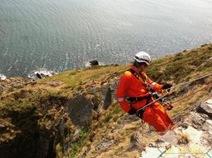 Irish Coast Guard - Over the Edge